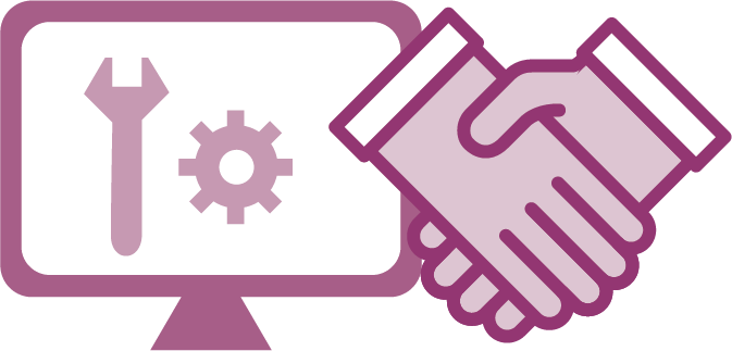 協業や開発可能