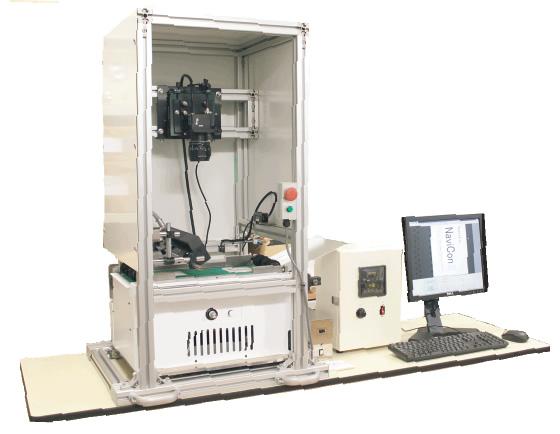 手差し供給型枚葉検査機「SV-SS1000」