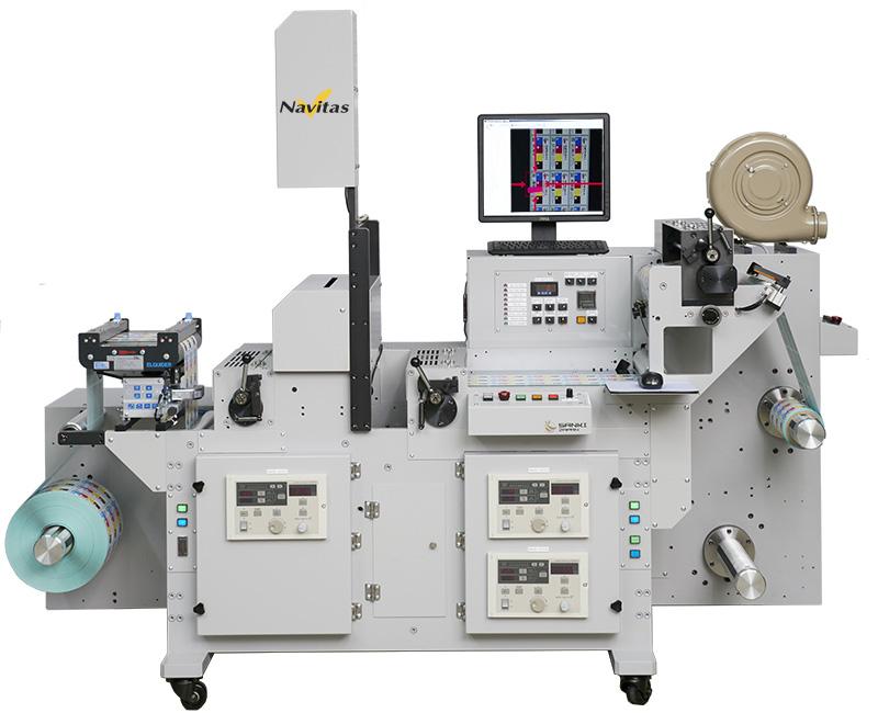 スリッター搭載可能横軸装置 SV-RS4500/4530/4550