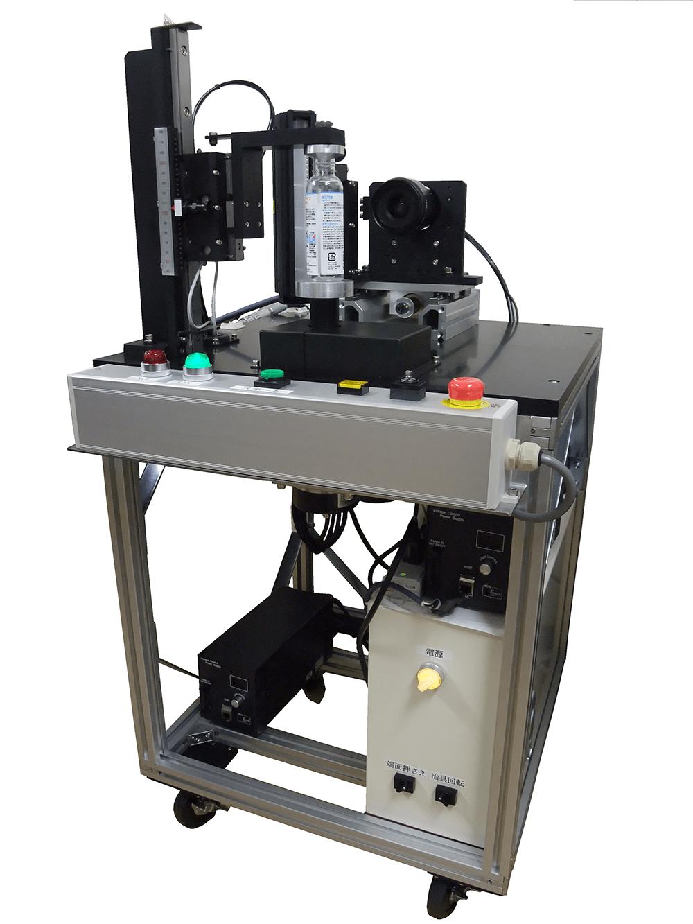 手動供給式円筒容器検査(ボトル検査、ジャー容器検査、カップ検査)「SV-BB1000」