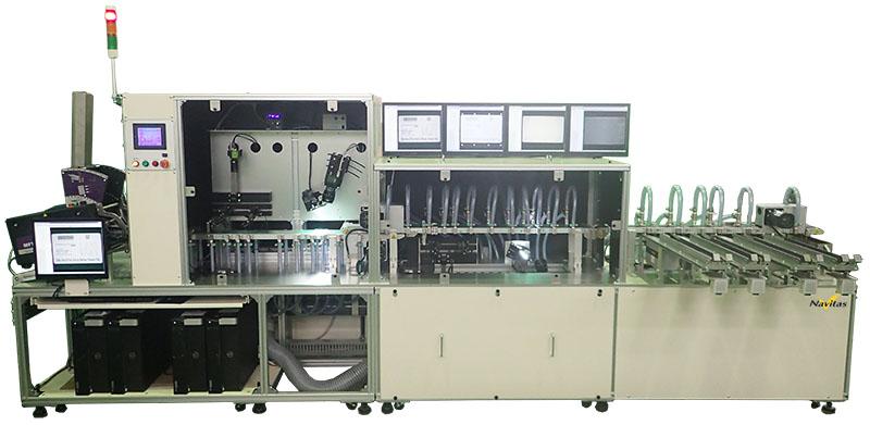 カード両面検査装置「SV-CN4000」