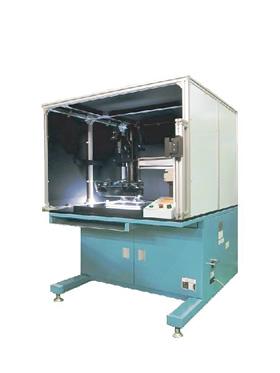 ラインセンサ移動式シート・基板検査装置「SV-EC2000」