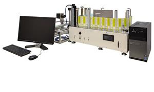 NaviLab-Lite。卓上ロールラベル画像検査機