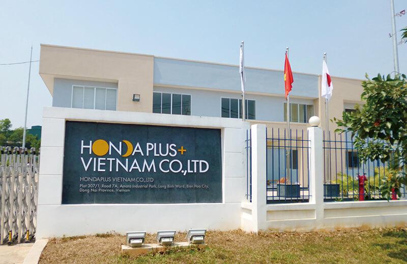株式会社 HONDAPLUS VIETNAM様