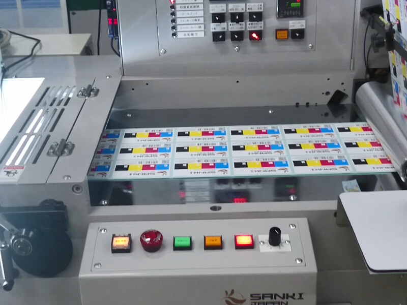 シールラベル検査機 S-Lab SSR